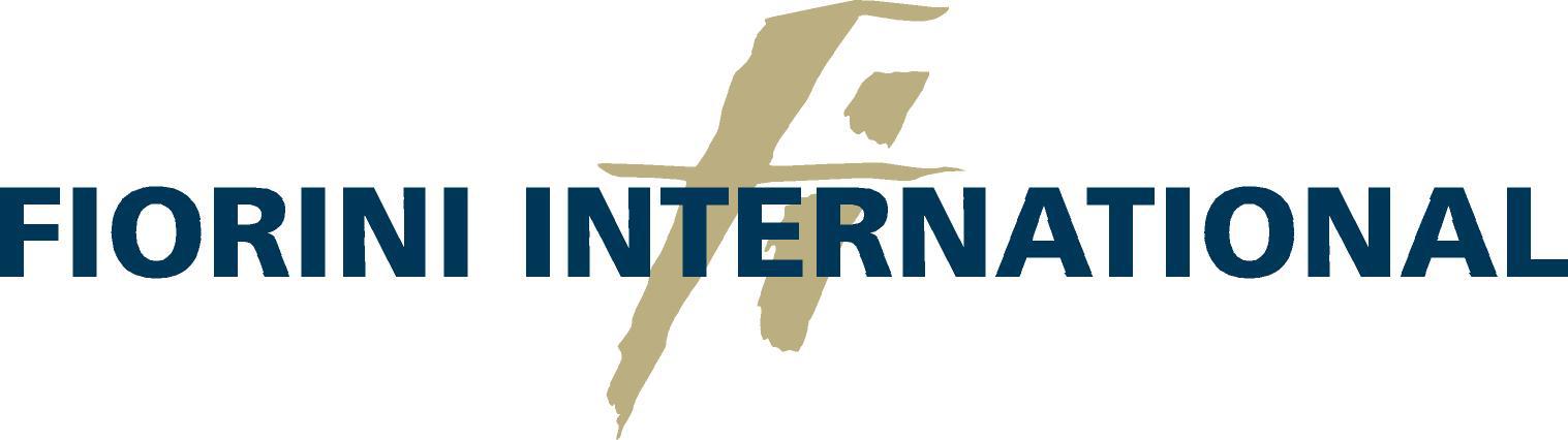 Logo FIORINI INTERNATIONAL ITALIA SPA