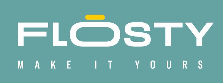 Logo FLOSTY - MAKE IT YOURS